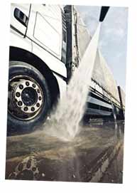 Mobile Truck Washing Langley